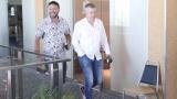 Шеф в Септември се подигра с Лудогорец: Десет играчи мятат фланелки на шест фена