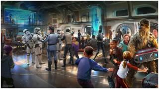 """Хотелът на Disney в стил """"Междузвездни войни"""" започва да приема резервации"""