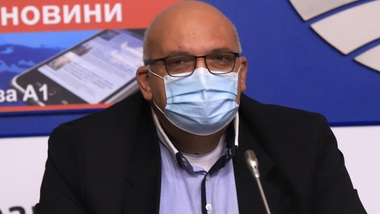 Брънзалов: Болниците са подготвени, но заболеваемостта от коронавирус е висока