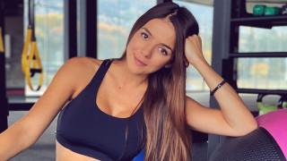 Теа Минкова, фитнесът и 20-те хиляди последователи