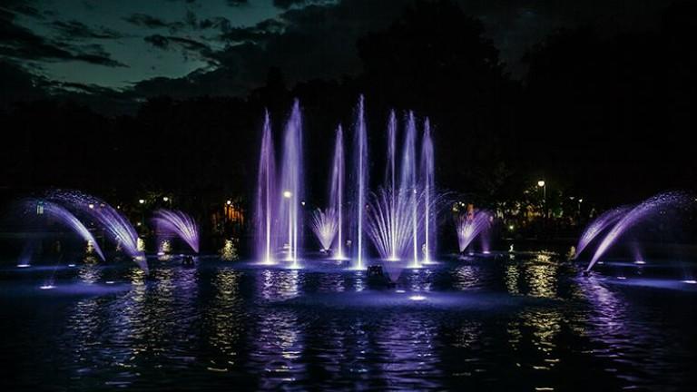 Пускат Пеещите фонтани в Пловдив на 3 юни