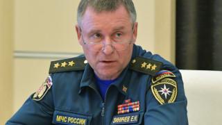 Министър загина в Русия по време на учения при опит да спаси човек