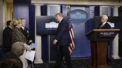 Тръмп обяви новите задачи на специалния щаб – отваряне на икономиката и ваксина
