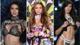 Victoria's Secret, Адриана Лима и колко печелят някои от най-известните модели на марката