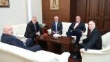 Премиерът Борисов се срещна с президента на Европейския съюз по джудо