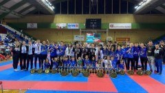 България e номер 1 на Европейската купа по кикбокс в Хърватия