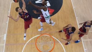 Баскетболният Барселона разчита на Александър Везенков за своето възраждане