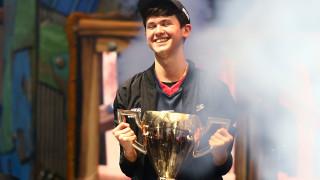 Колко по-богат е първият световен шампион по Fortnite