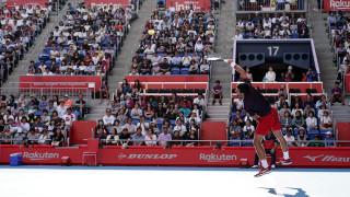 Новак Докович смаза Люка Пуй  и е на 1/2-финал в Токио