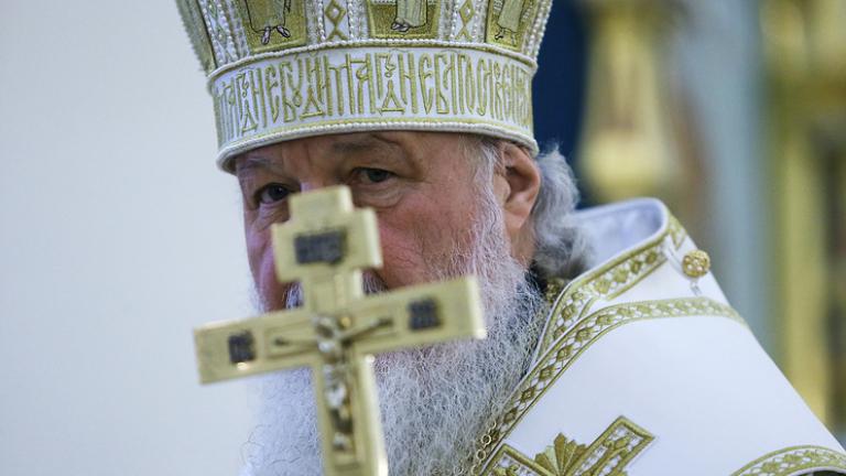 Сидеров охранява името на руския патриарх от езика на Валери Симеонов