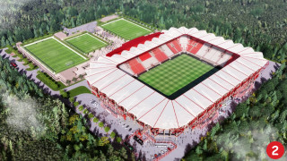 Една въпросителна пред ЦСКА в проектите за нов стадион