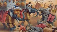 Сблъсъкът на титаните: Римският легион срещу 54 бойни слона