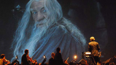 4 км кабели за Lord Of The Rings In Concert