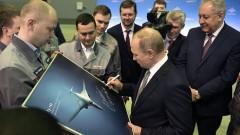 Путин хвали нов бомбардировач като тласък за ядрените сили на Русия