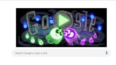 """""""Гугъл"""" празнува Хелуин"""