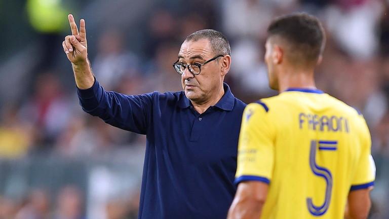 Треньорът на Ювентус Маурицио Сарикоментира победата с 2:1 над Локомотив