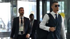 Роналдо отново е в Мадрид