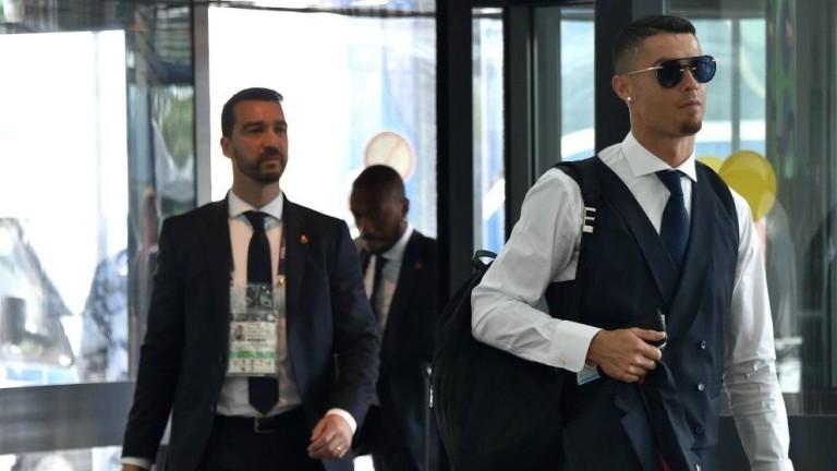 Паоло Роси: Роналдо носи в себе си стила на Ювентус