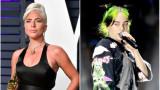 Войната между Били Айлиш и Лейди Гага