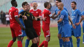 Капитаните на ЦСКА и Левски се уважиха преди дербито