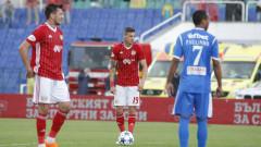 Кирил Десподов: Щом няма купа или титла, сезонът на ЦСКА е провал
