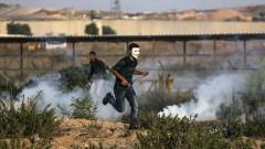 Поредни сблъсъци и жертви в Газа