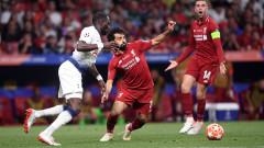 Тотнъм - Ливърпул 0:2 (Развой на срещата по минути)