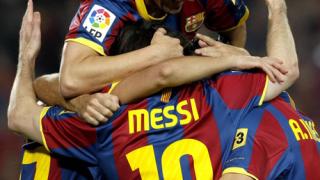 Вия: Мач между два велики клуба