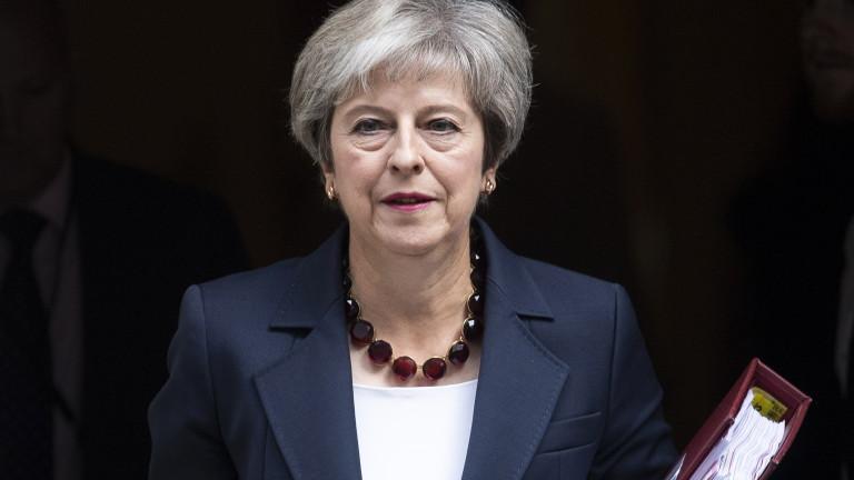 Британското правителство подкрепи споразумението за Брекзит