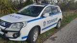 Кола блъсна полицейски джип в Ямбол