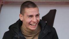 Валентин Антов: Отивам в Болоня да се боря за мястото си, това е голяма крачка