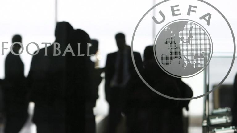 УЕФА наказа България за расисткия скандал