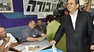 Бившият израелски премиер Барак става министър на отбраната