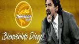 Официално: Диего Марадона пое мексикански слабак