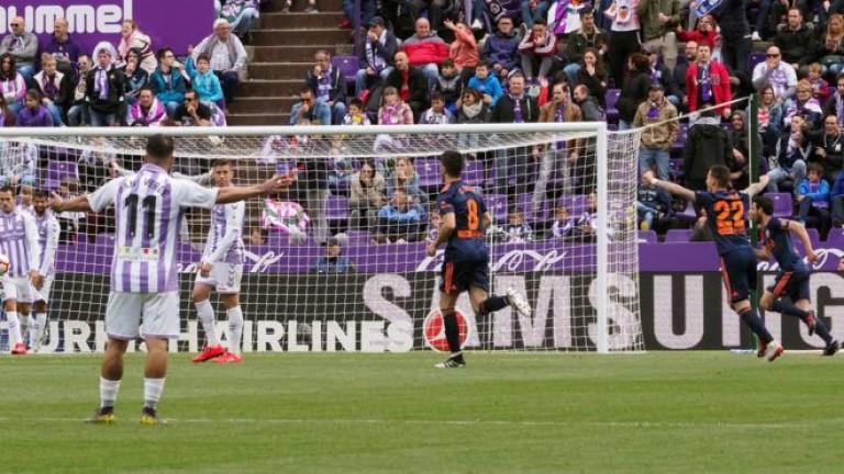 Подкупили седем играчи на разследвания мач между Валядолид и Валенсия