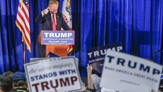 Тръмп със смазваща преднина пред опонентите си