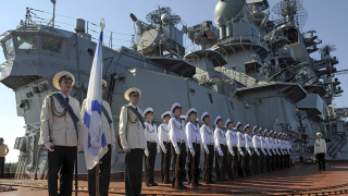 Руснаците правят постоянна военноморска база в сирийския град Тартус