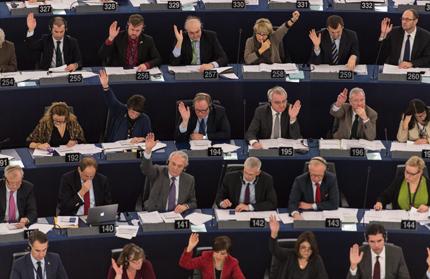 ЕП призна Палестина за държава