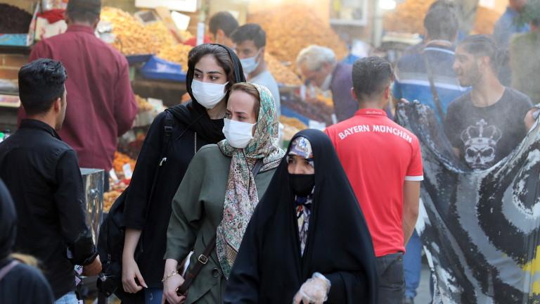 Жертвите на коронавируса в Иран надхвърлиха 20 000
