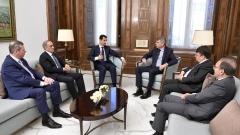 Асад приветства приоритета на Тръмп срещу тероризма