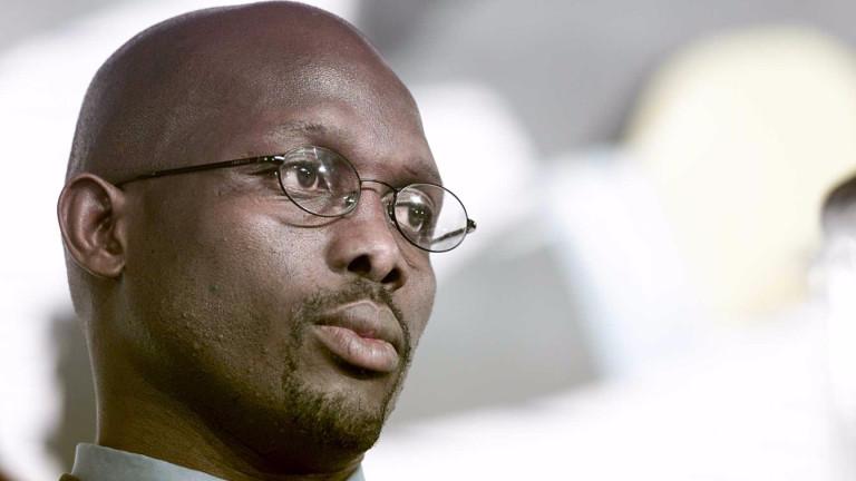 Джордж Уеа е новият президент на Либерия!