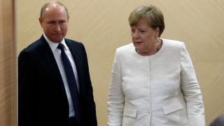 Няма място за Русия в Г-7, отсече Германия