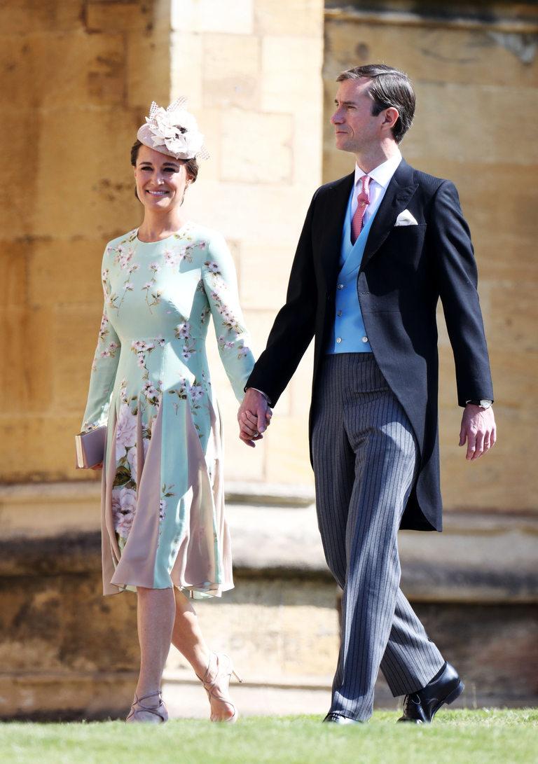 Пипа Мидълтън отново на кралска сватба, но този път не като шаферка