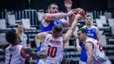 Националите по баскетбол завършиха с победа подготовката си в Самоков