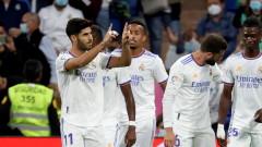 Реал (Мадрид) с наказателна акция в Испания