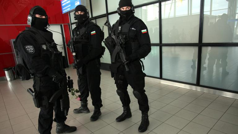 Антитерористичен антизакон