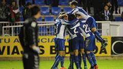 Еспаньол засили Леганес към зоната на изпадащите с гол в 90-ата минута