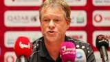 Ервин Куман вече не е треньор на Оман