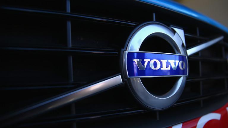 Първи модел на Volvo излиза на пазара без дизел