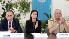 """Зам.-министър Ваня Колева участва в петата международна научна конференция """"Спорт и сигурност"""""""